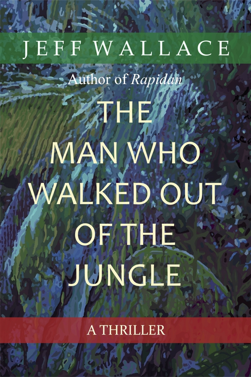 Cover, The Man Who Walked, for website